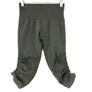 Lululemon Flow & Go Crop Pants Green Size 4
